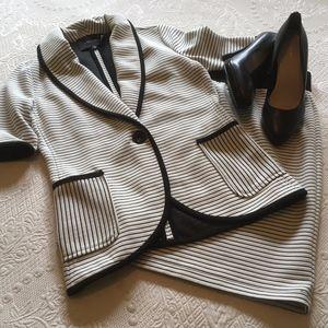 Karen Kane Summer Suit XS